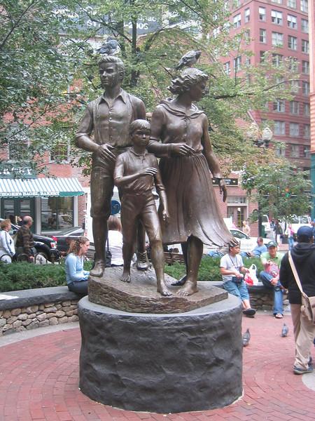 Family Still. Boston