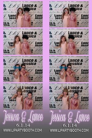 Jessica & Lance's Wedding