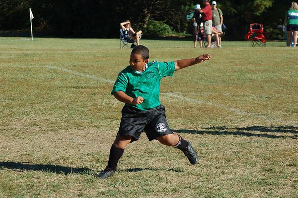 SVF Soccer Fall 2008 Boys Gr 3 & 4