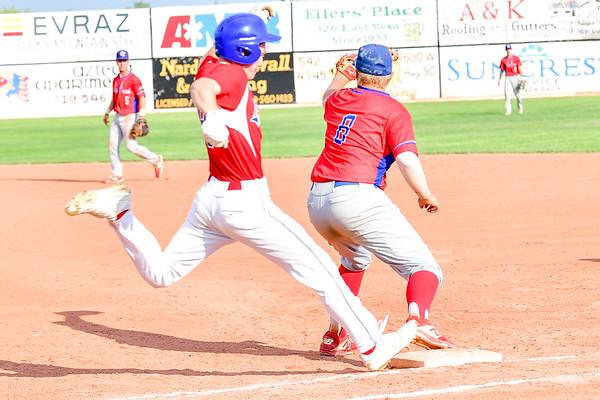 Pueblo - Azteca  Baseball Club at Cherry Creek - July 16 2021