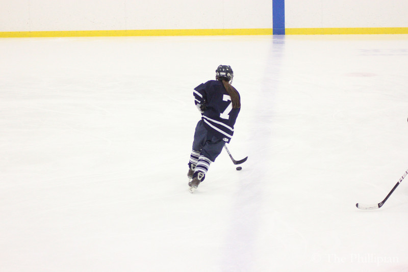 Girls Hockey vs. Brooks 1/7/2013