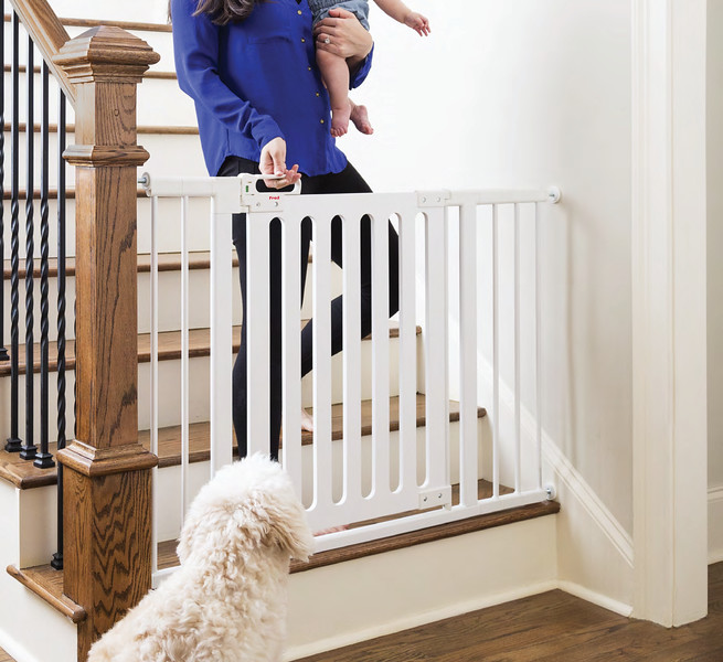 Fred_Stairgates_Pressure_Wooden_Gate_White_dog_close.jpg