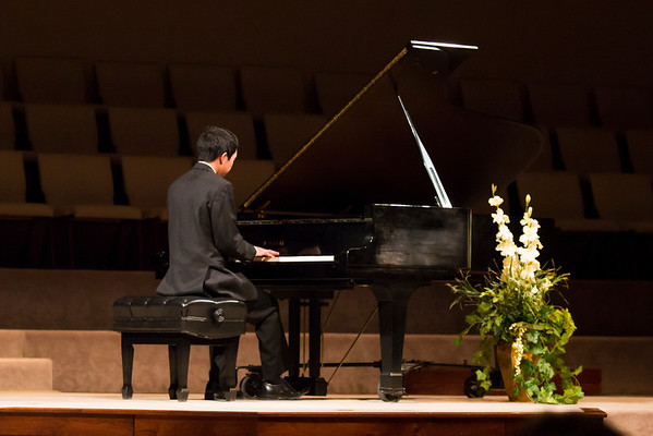 Enoch Leung Piano Recital