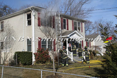 Copiague F.D. House Fire 585 S. Strongs Ave. 3-10-12
