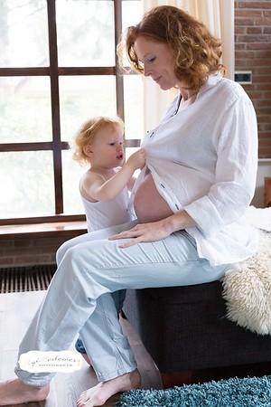 Zwangerschapsshoot Amersfoort