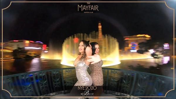 The Mayfair Supper Club - 360 Revolve