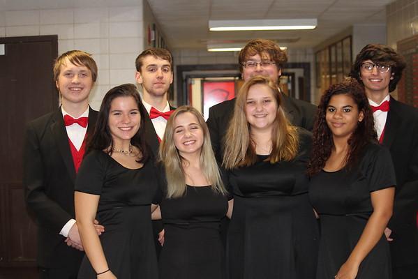 '19 Honors Chorus Concert
