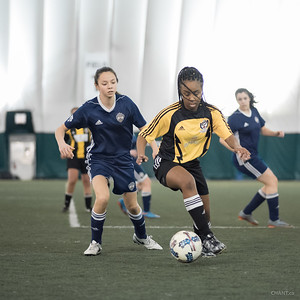 Markham Lightning vs SC toronto 2002 Girls
