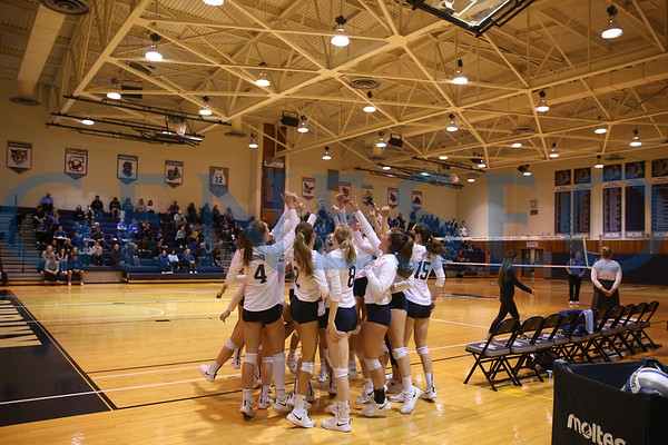 Volleyball vs. Fredonia SUNYAC Semifinals (Photos by BG)