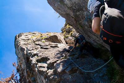 05 29 Ratitovec Rock Climbing - Cez Spicke