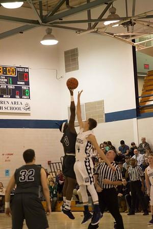 McDowell at Warren - 12/13/16