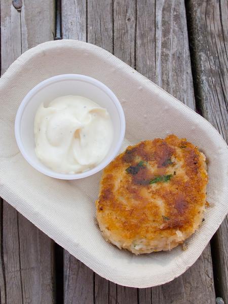 prince edward island Gallants Seafood Market crab cakes 3.jpg