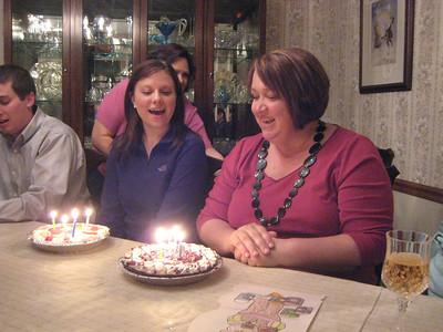 Christie's Birthday