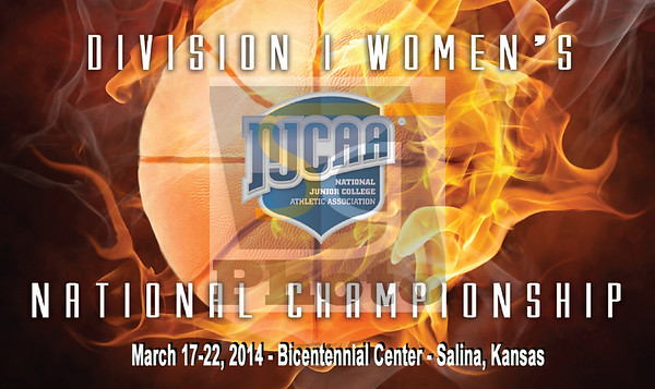2014 Div 1 Women's Basketball Nationals