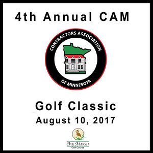 4th Annual CAM Golf Classic Aug.10, 2017