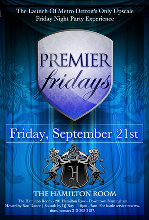 Hamilton Room 10-5-12 Friday