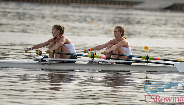 Women's Lightweight Youth Double