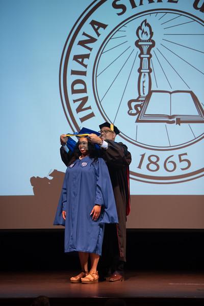 SAHE Hooding Ceremony