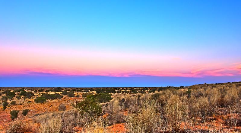 Simpson Sunset