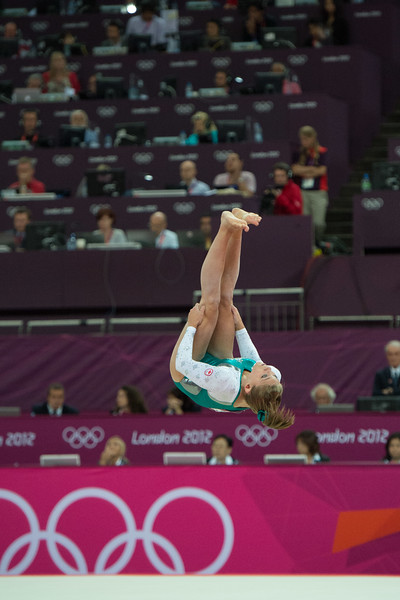 __02.08.2012_London Olympics_Photographer: Christian Valtanen_London_Olympics__02.08.2012__ND43461_final, gymnastics, women_Photo-ChristianValtanen