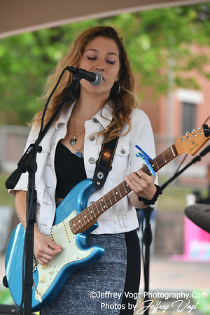 Photos, 10/03/2019 Hayley Fahey Band at Carroll Creek Amphitheater, Alive @ Five, Downtown Frederick Partnership in Frederick Maryland, Photos by Jeffrey Vogt Photography