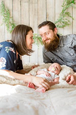 Leo Laybourne Newborn Photos