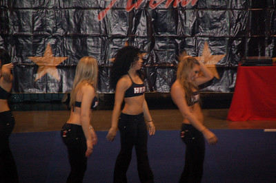 Miami Heat Dance Team