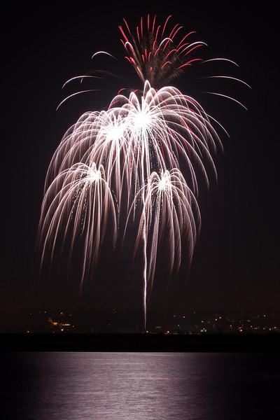 2010 Sea World nightly fireworks