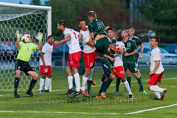 9/28/13 Men's Soccer vs. Huntington