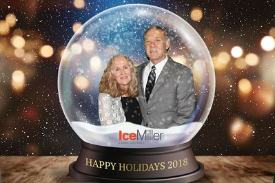 Ice Miller 2018 Holiday Party