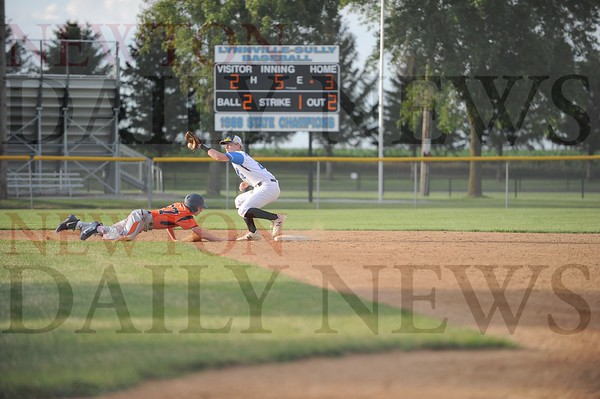 Lynnville-Sully vs. Colfax-Mingo baseball 6-26-2019