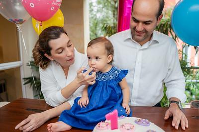 Sabrina Lindo's 1st Birthday