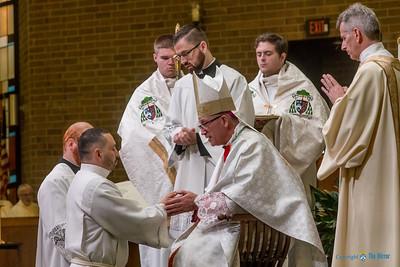 Sutachan Diaconate Ordination