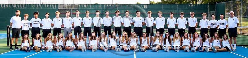 2019 LHHS Tennis