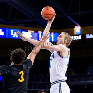 basketball Cal State LA 2017-18