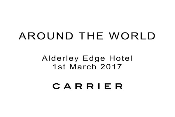 Carrier Travel - Around the World event