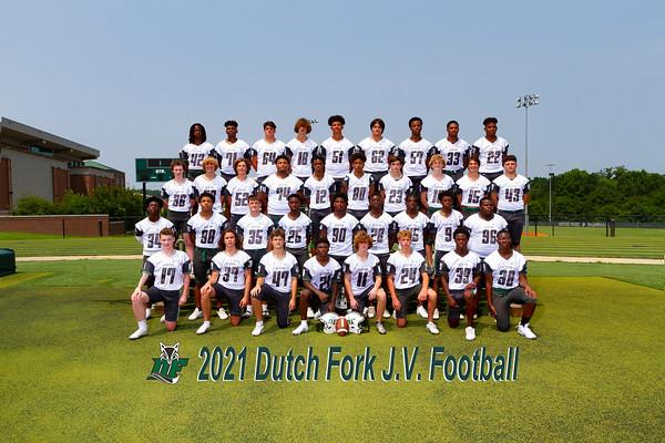 2021 JV Football