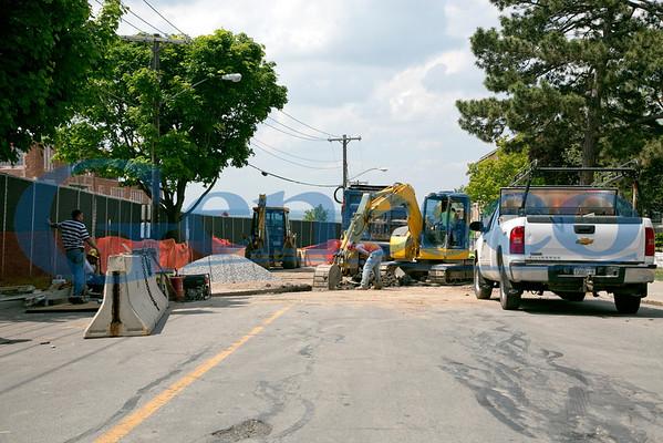 Park Street Construction