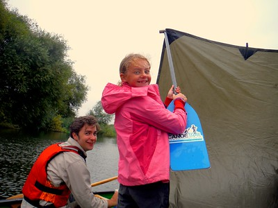 Bushcraft and canoeing Explorer Day and Adventure Camp