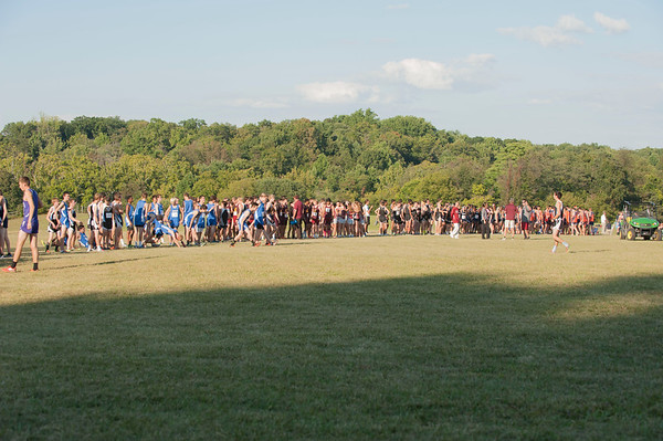 District Meet at Oatlands Plantation