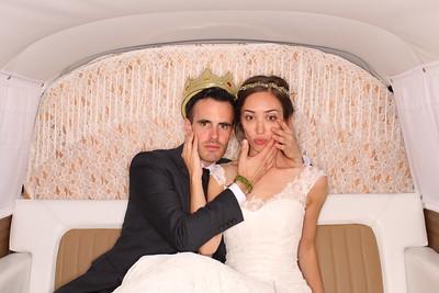 Barclay Wedding