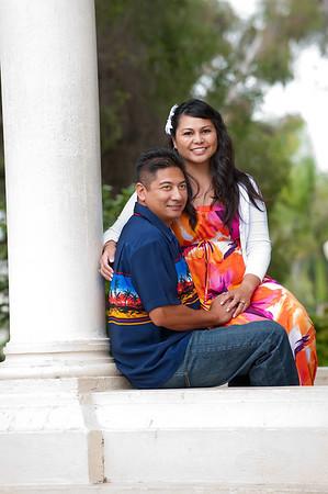 Lynette and Heintjie Engagement