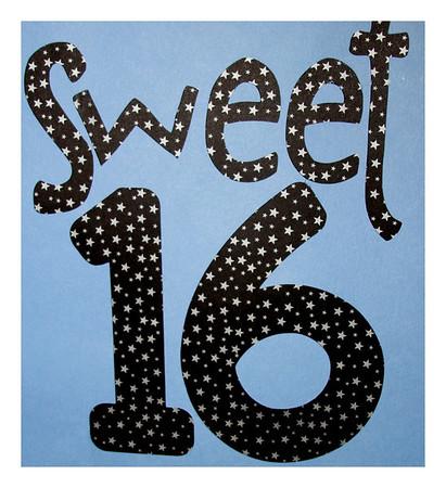 Courtney Sweet 16