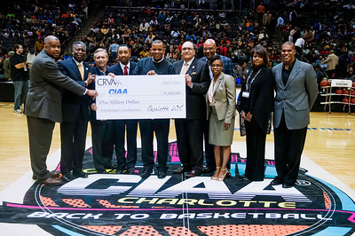 CIAA 2013 Men's Championship Game @ Time Warner Arena 3-2-13 by Jon Strayhorn