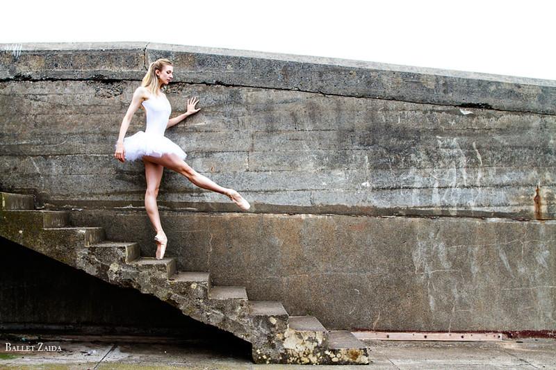 Ballet Zaida: Godfrey
