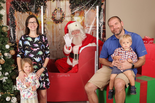 Orlando Health Breakfast with Santa 12-5-2020