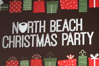 2014-12-23 -  North Beach Christmas Party