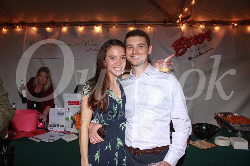 Julia and Brad Kraemer