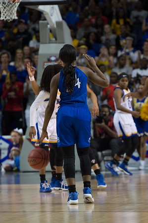 Lady Cat Basketball State 2018