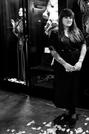 "Ashley Rose ""Behind Glass"" Fashion Show 02/13/18"
